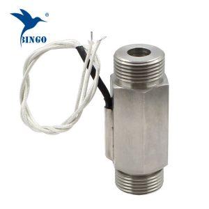 પાણી હીટર માટે DN25 300V ચુંબકીય સ્ટેનલેસ સ્ટીલ ફ્લો સ્વીચ