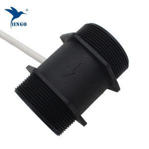 હોલસેલ DN50 G2 દર 200 લિ મિનિટ પ્લાસ્ટિકનો પૉમ હોલ અસર ચુંબકીય પાણી પ્રવાહ સેન્સર